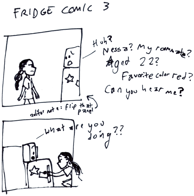 Fridge Comic 3