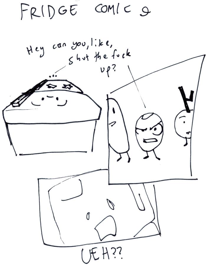 Fridge Comic 9