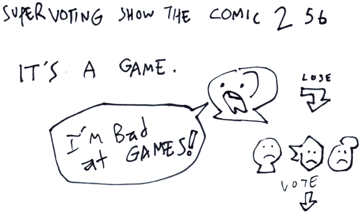 Super Voting Show the Comic 2 5b