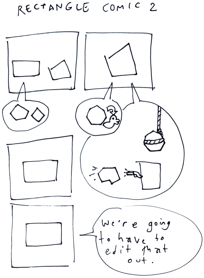 Rectangle Comic 2