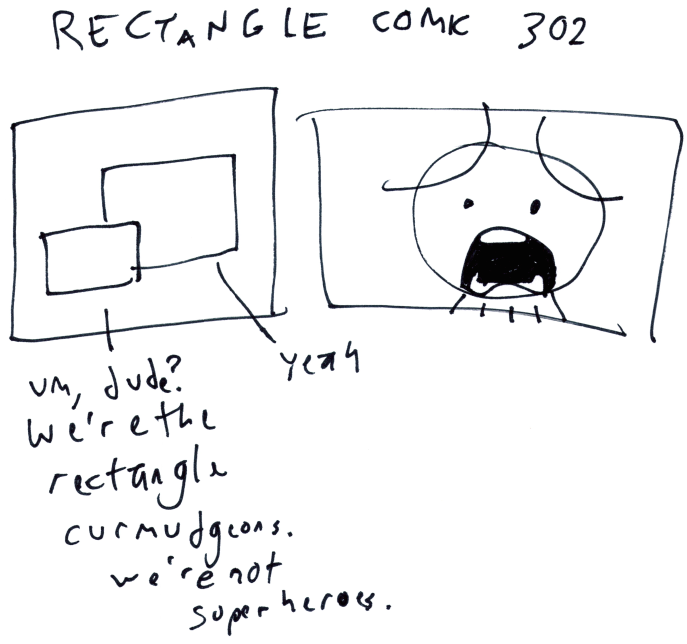 Rectangle Comic 302