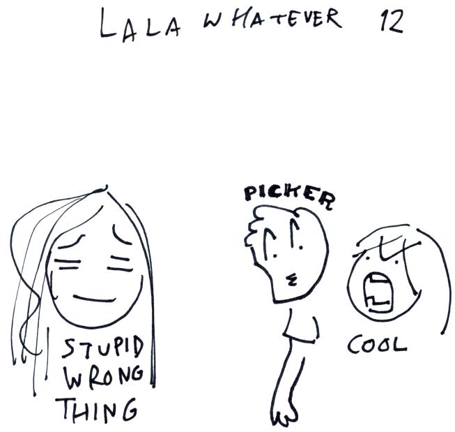 La La Whatever 12