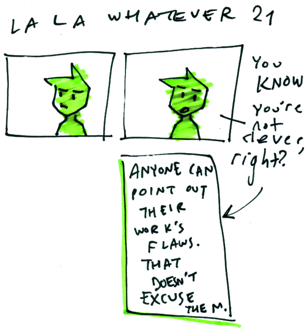 La La Whatever 21