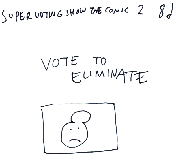 Super Voting Show the Comic 2 8d
