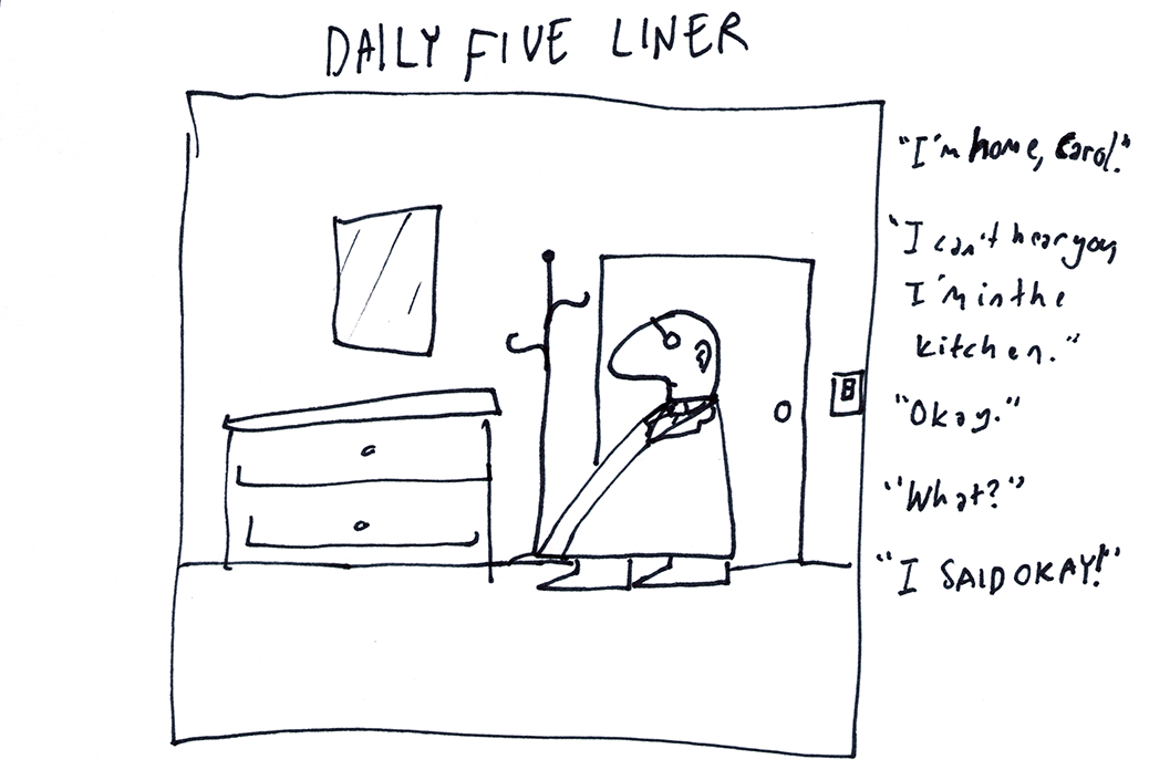 Daily Five Liner
