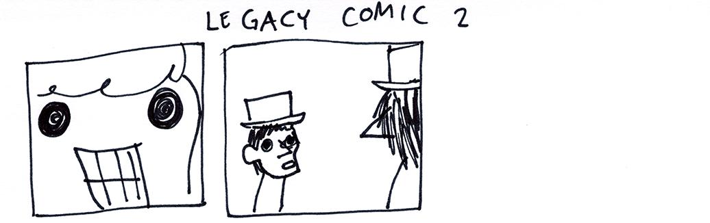 Legacy Comic 2