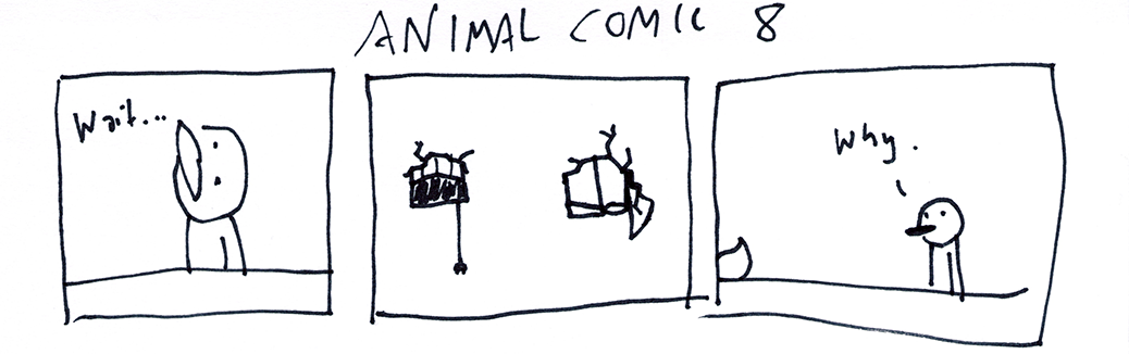 Animal Comic 8