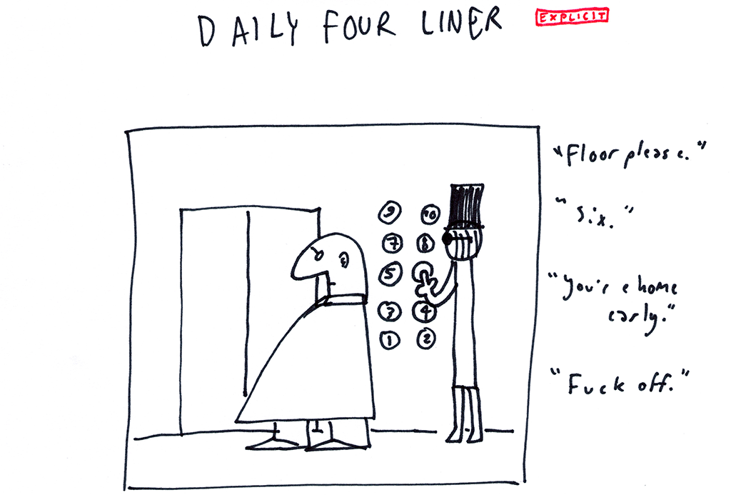 Daily Four Liner