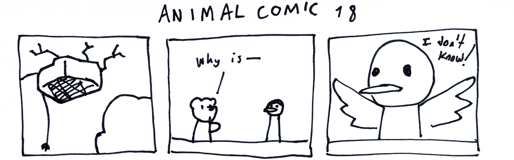 Animal Comic 18