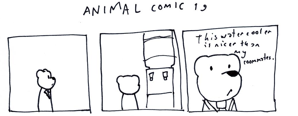 Animal Comic 19