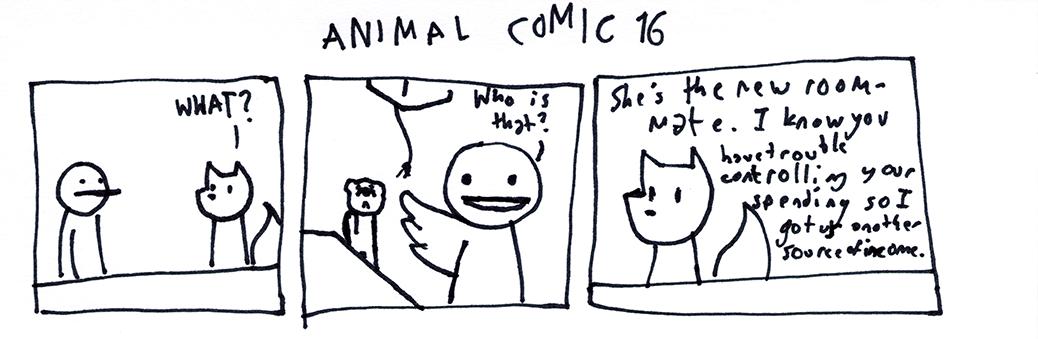 Animal Comic 16