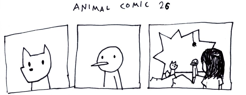 Animal Comic 26