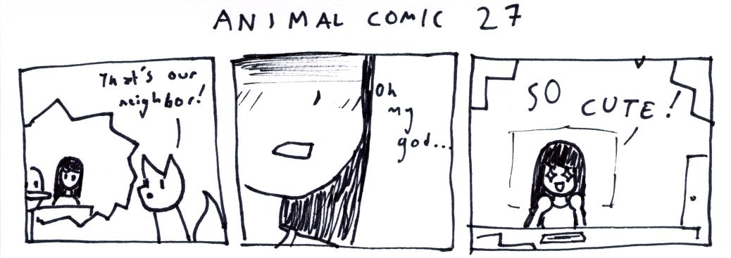 Animal Comic 27