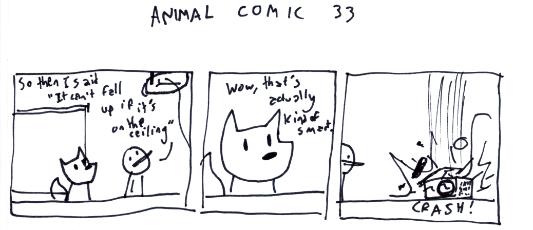 Animal Comic 33