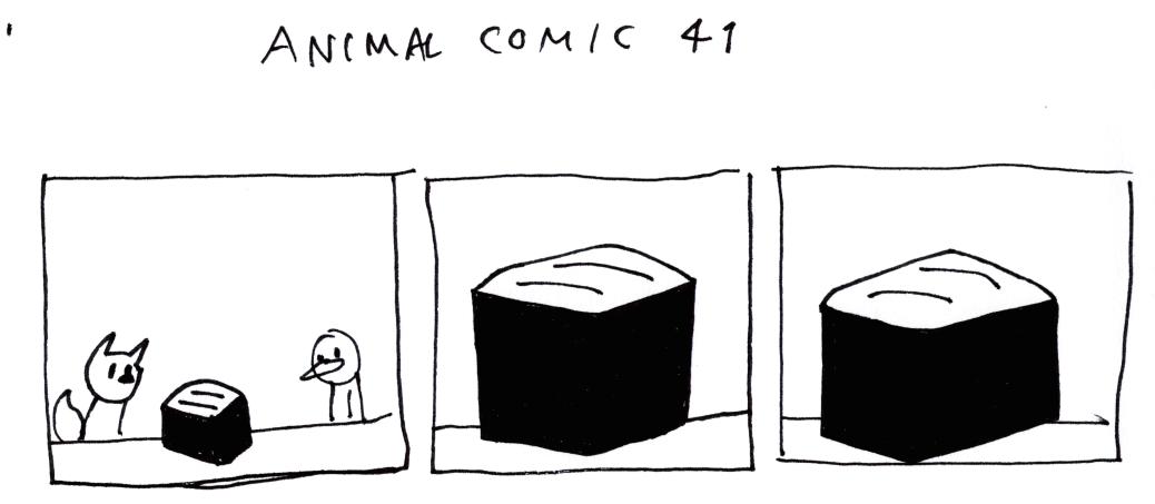 Animal Comic 41