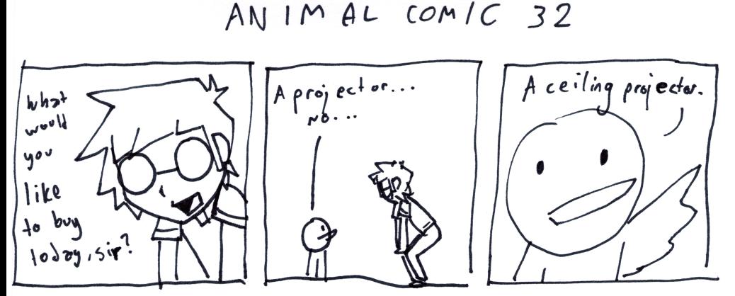 Animal Comic 32