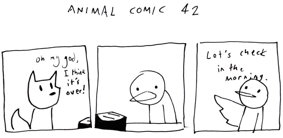 Animal Comic 42