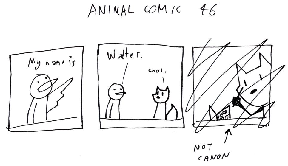 Animal Comic 46