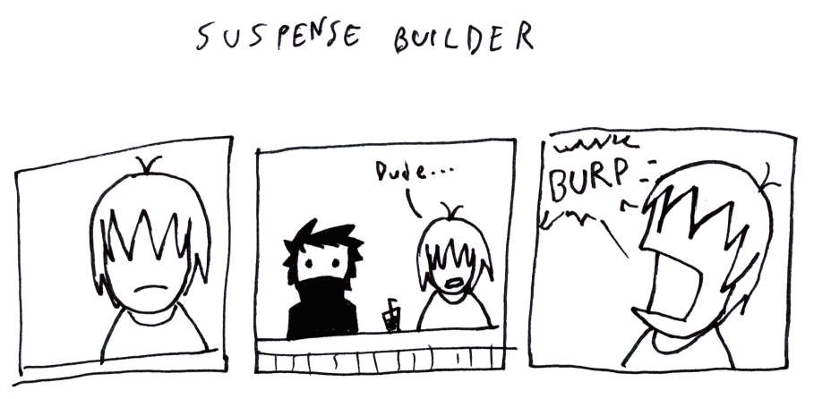 Suspense Builder