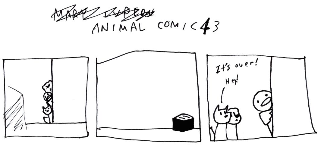 Animal Comic 43