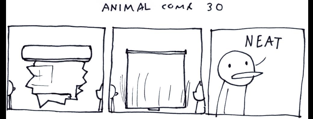 Animal Comic 30