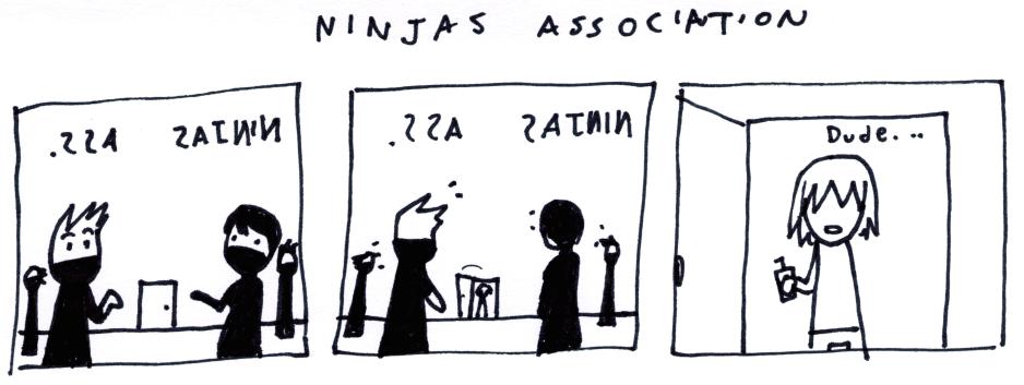 Ninjas Association