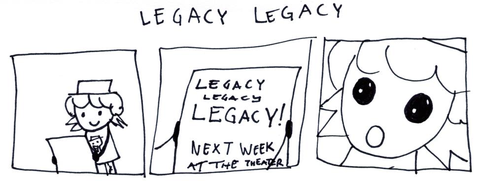 Legacy Legacy