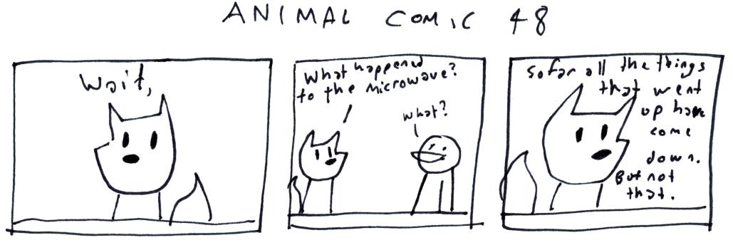 Animal Comic 48