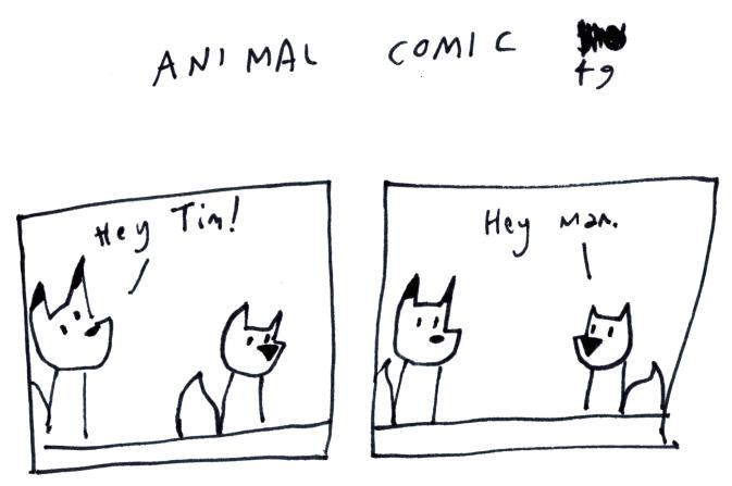 Animal Comic 49