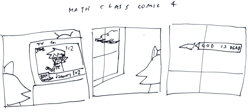 Math Class Comic 4