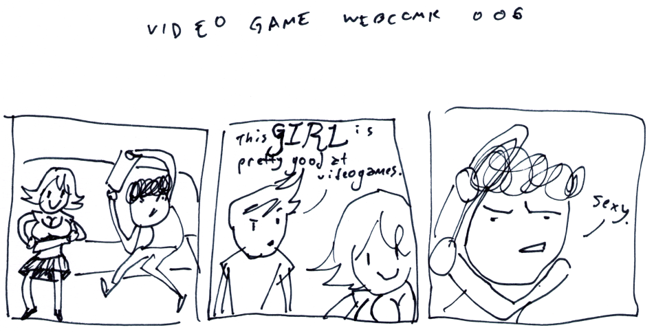 Video Game Webcomic 006