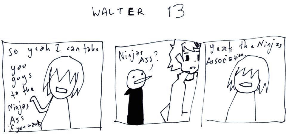 Walter 13