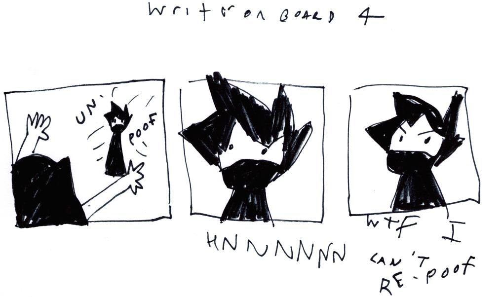 Writer on Board 4