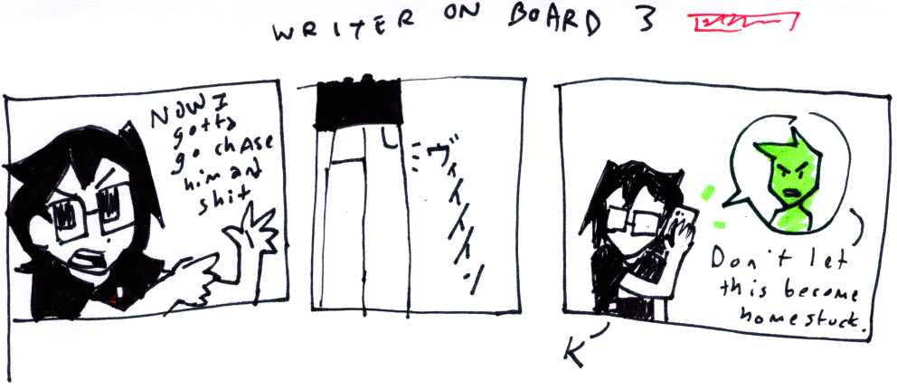 Writer on Board 3