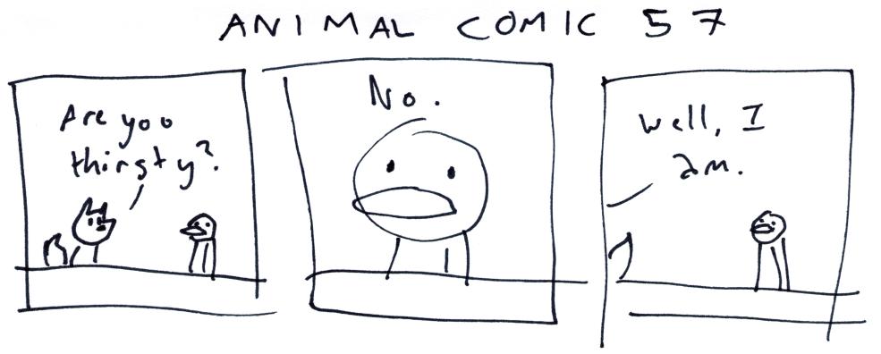 Animal Comic 57