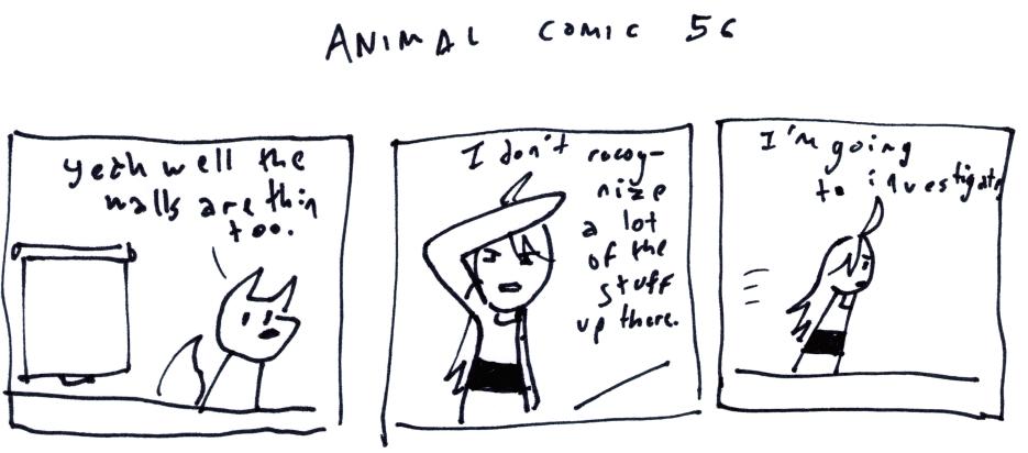 Animal Comic 56