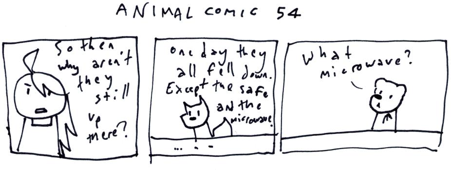 Animal Comic 54