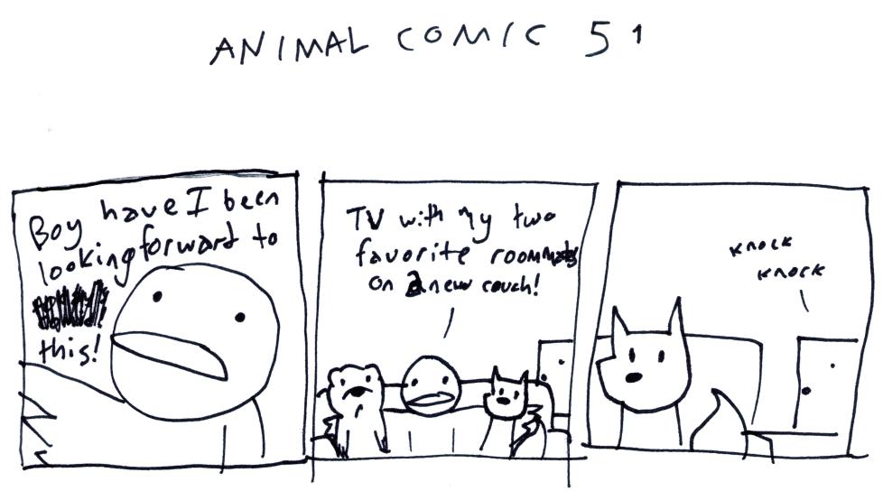 Animal Comic 51