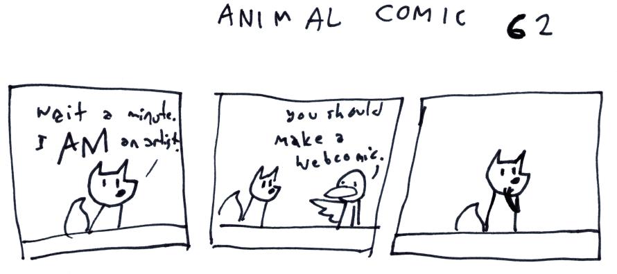 Animal Comic 62