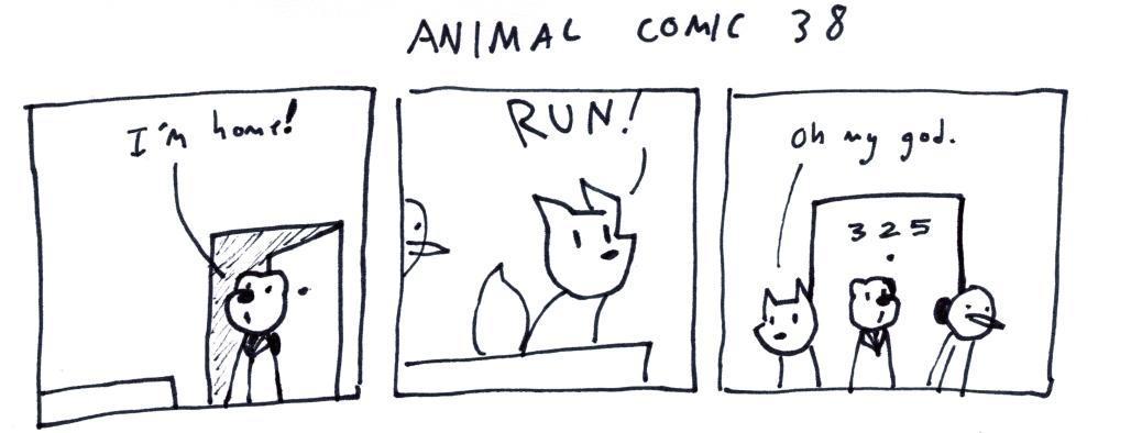 Animal Comic 38