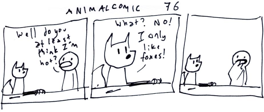 Animal Comic 76