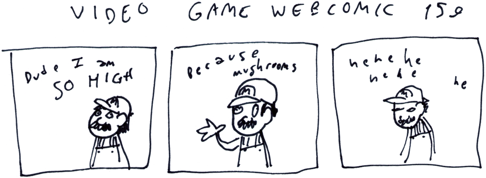 Video Game Webcomic 159