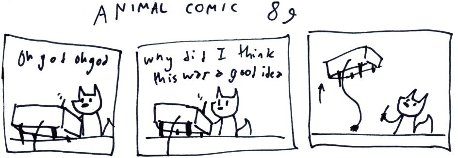 Animal Comic 89