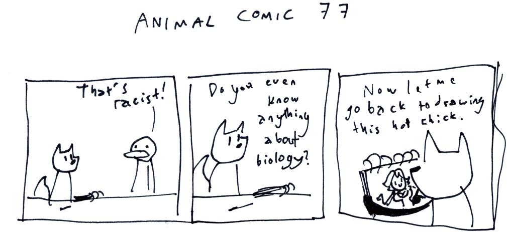 Animal Comic 77