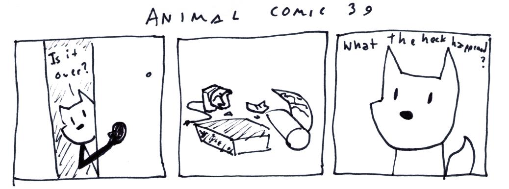 Animal Comic 39
