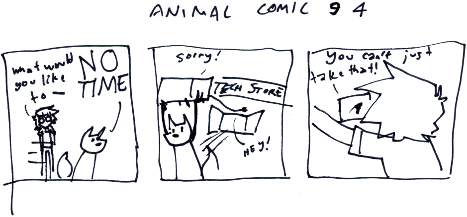 Animal Comic 94