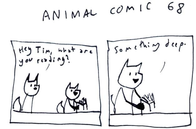 Animal Comic 68