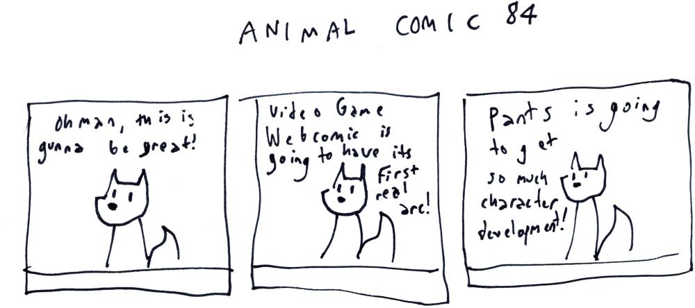 Animal Comic 84