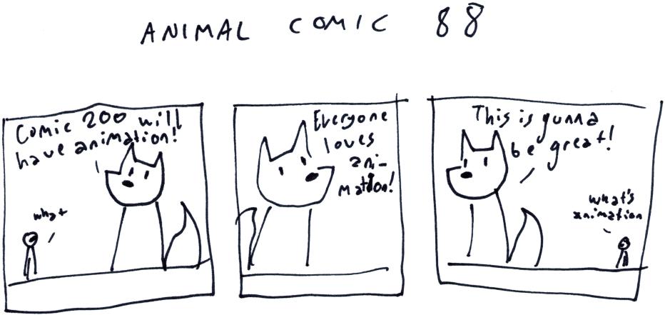 Animal Comic 88