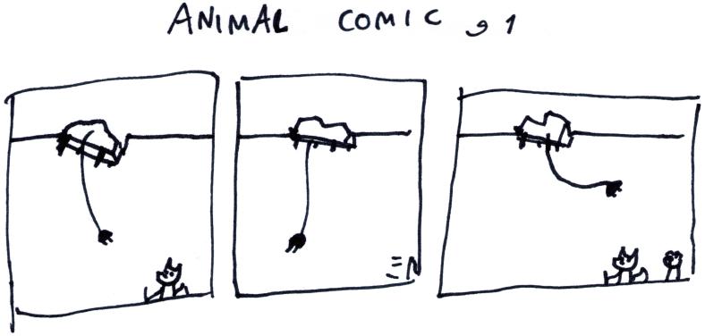 Animal Comic 91